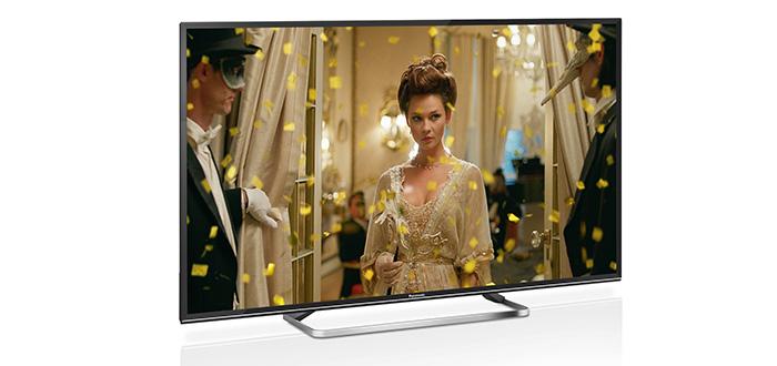 panasonic esw504 stylische full hd fernseher mit dvb t2 tuner und smart tv apps audiovision. Black Bedroom Furniture Sets. Home Design Ideas