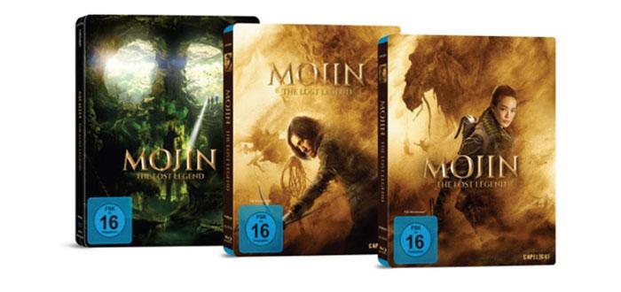 mojin-discs