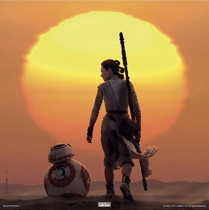 Auf der Cover-Rückseite der Big-Sleeve-Edition findet sich ebenfalls ein Artwork aus dem jeweiligen Film.