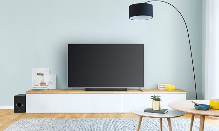 panasonic neue soundbars sc htb688 und htb494 mit bis zu 300 watt klangleistung audiovision. Black Bedroom Furniture Sets. Home Design Ideas
