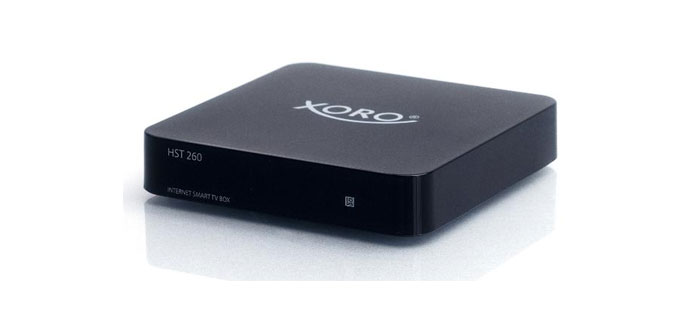 Xoro 4K IP Box