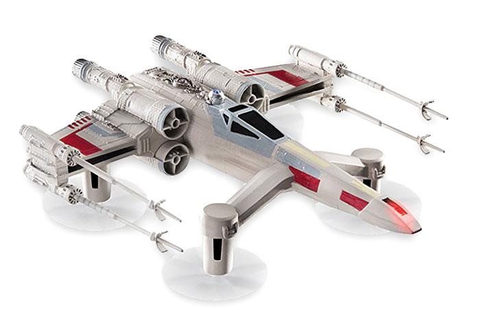 Für Rebellen: Die kleinen Drohnen werden per Fernbedienung gesteuert und können auf Knopfdruck auch Stunts ausführen.