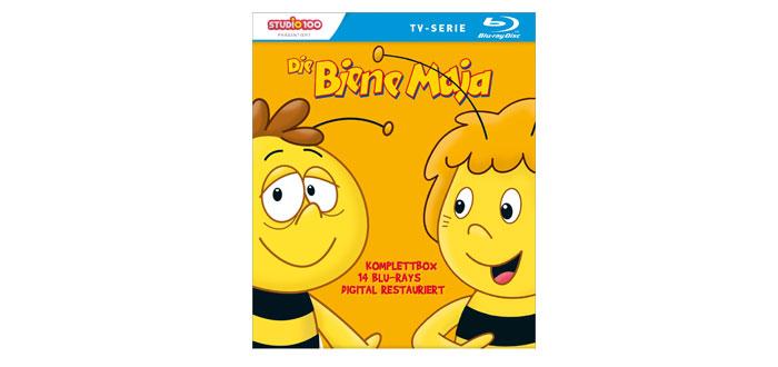 DIE BIENE MAJA Blu-ray-Box