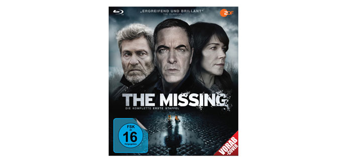 The Missing Blu-ray