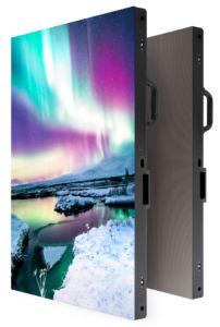 Der Samsung Cinema Screen ist die erste Display-Lösung für die Kino-Branche und wird derzeit gemäß den DCI-Richtlinien zertifiziert. Auf einer Fläche von 10,24 x 5,4 Meter (455 Zoll) werden Filme in 4K-Auflösung wiedergegeben.