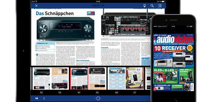 Die neue audiovision 7-2017 jetzt digital erhältlich