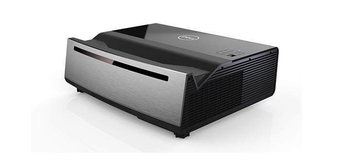 Dell: Neuer 4K-Ultra-Kurzdistanz-Projektor für den professionellen Bereich