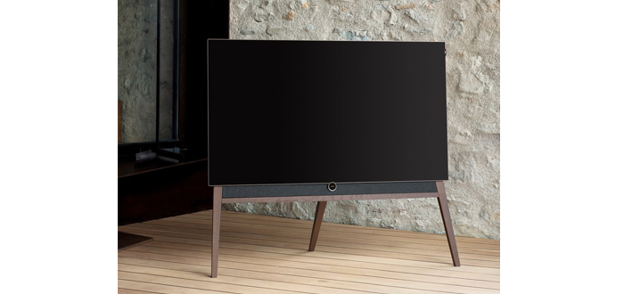 loewe bild 5 oled mit modularem konzept audiovision. Black Bedroom Furniture Sets. Home Design Ideas