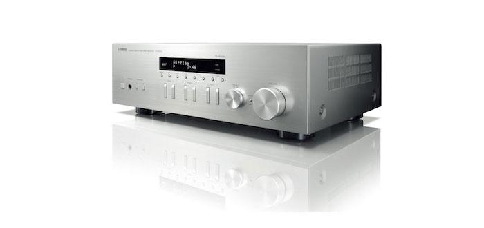 yamaha r n303d stereo netzwerk receiver mit hi res. Black Bedroom Furniture Sets. Home Design Ideas