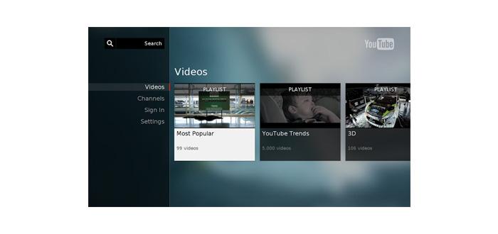 youtube stellt unterst tzung f r ltere smart tvs ein audiovision. Black Bedroom Furniture Sets. Home Design Ideas