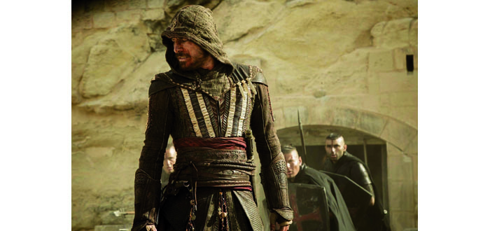 Blu-ray-Test: Assassin's Creed