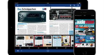 Die neue audiovision 9-2017 jetzt digital erhältlich
