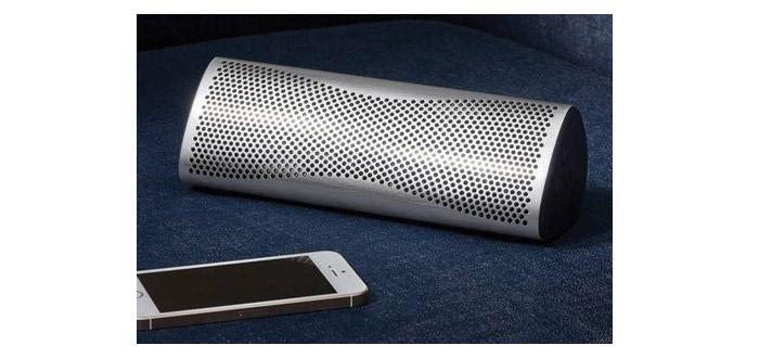 kef muo wireless lautsprecher jetzt auch im metall look. Black Bedroom Furniture Sets. Home Design Ideas