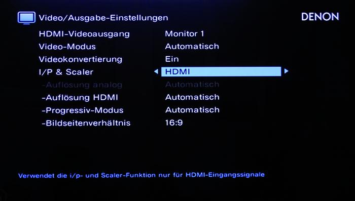 Denon AVR-X4400H (Test) – audiovision
