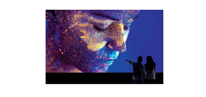 Sony präsentiert rahmenlose Crystal LED-Displays für professionelle Anwendungen