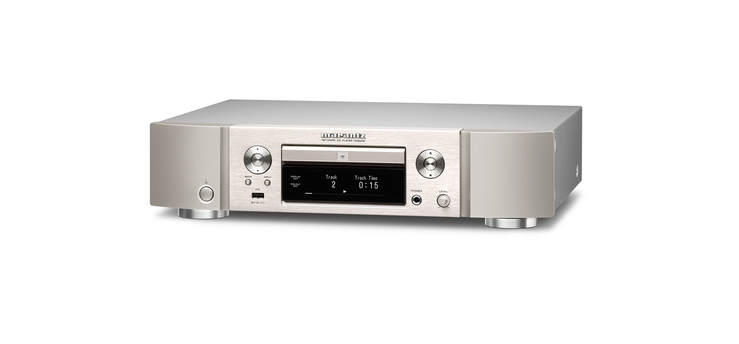 marantz pr sentiert ersten allround netzwerk cd player. Black Bedroom Furniture Sets. Home Design Ideas