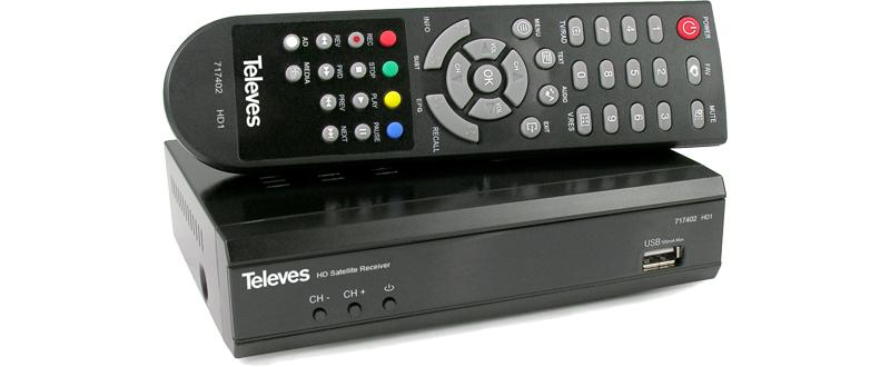 einkabelf higer einsteiger satelliten receiver hd1 von. Black Bedroom Furniture Sets. Home Design Ideas
