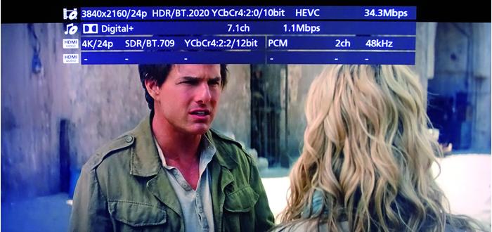 Ultra-HD-Blu-ray-Test: Die Mumie (2017)