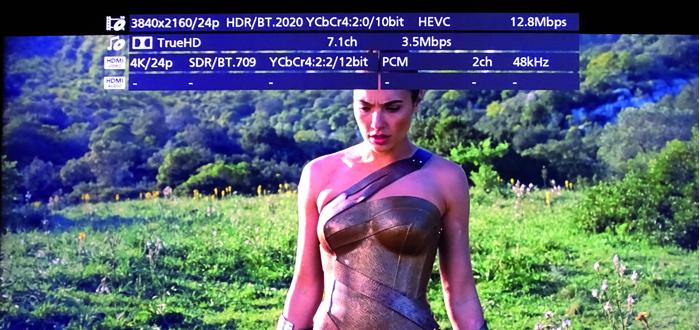 Ultra-HD-Blu-ray-Test: Wonder Woman