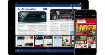 Die neue audiovision 04-2018 jetzt digital erhältlich