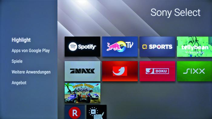 Sony KD-49XF9005 (Test) – audiovision