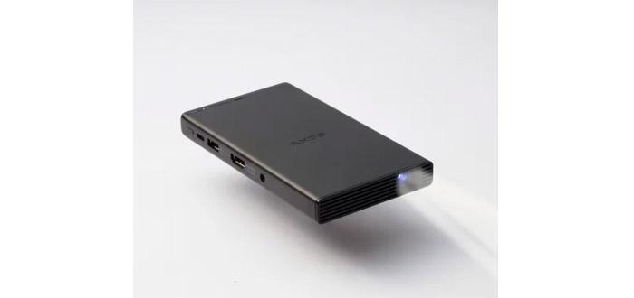 MP-CD1: Dieser Mini-Projektor von Sony passt in die Hosentasche