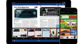 Die neue audiovision 05-2018 jetzt digital erhältlich