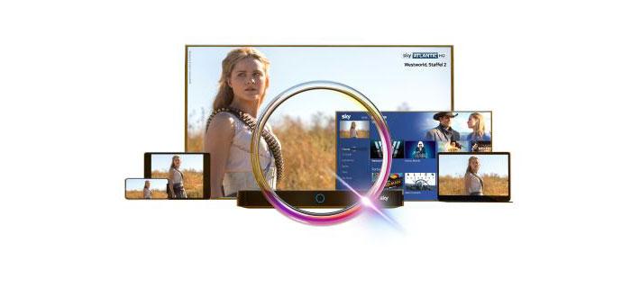 Sky Programm mit Sky Q Mini und Sky Q App jetzt auf jedem HD-Fernseher