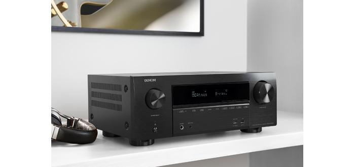 Denon erweitert X-Serie: AVR-X1500H und AVR-X2500H ab Juni erhältlich