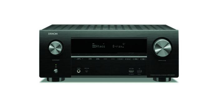 Denon AVR-X2500H (Test)