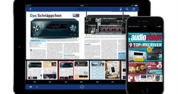 Die neue audiovision 09-2018 jetzt digital erhältlich