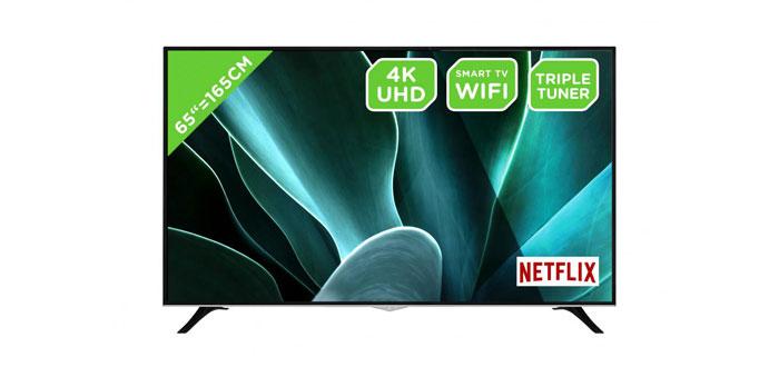 Weihnachten Im Xxl Format Mit Dem Uhd Smart Tv Von Ok Audiovision