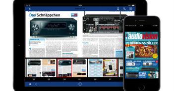 Die neue audiovision 3-2019 jetzt digital erhältlich
