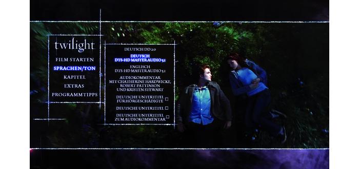 UHD-Blu-ray-Test: Twilight – Bis(s) zum Morgengrauen