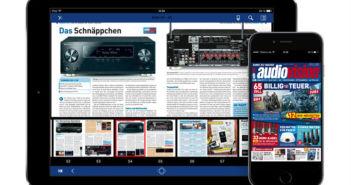 Die neue audiovision 6-2019 jetzt digital erhältlich