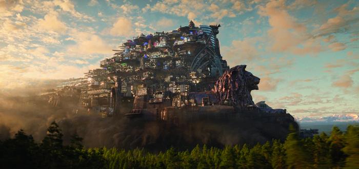 Blu-ray-Test: Mortal Engines – Krieg der Städte