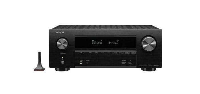 Denon präsentiert drei neue AV-Receiver der X-Serie