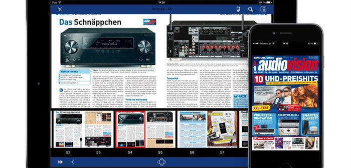 Die neue audiovision 3-2020 jetzt digital erhältlich