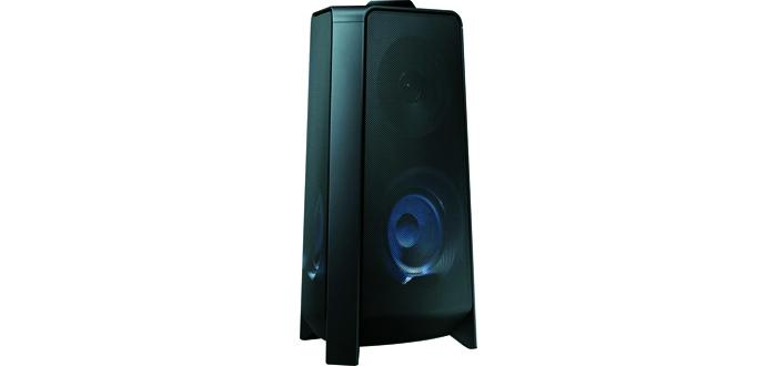 Samsung Giga Party Audio MX-T50 (Test)