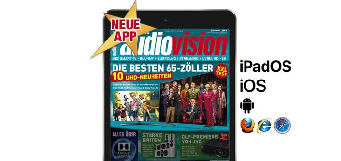 Die neue audiovision 6-2020 jetzt digital erhältlich (Neue App)