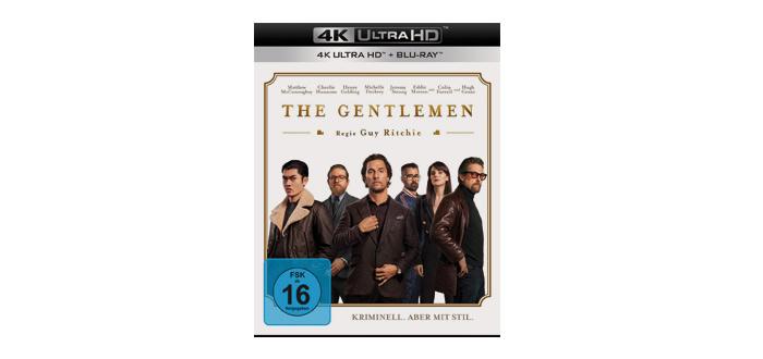 UHD-Blu-ray-Test: The Gentlemen
