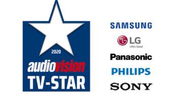 "audiovision prämiert die ""TV-Stars 2020"""