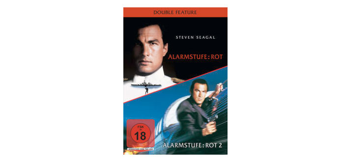 Alarmstufe: Rot Double Feature im November auf Blu-ray