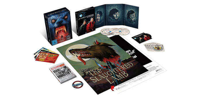 UHD-Blu-ray-Test: An American Werewolf in London Ultimate Edition