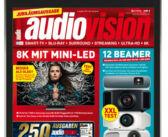 Die neue audiovision 4-2021 jetzt digital erhältlich!