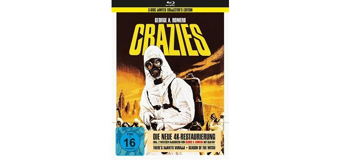 Blu-ray-Test: Crazies