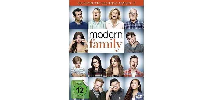 DVD-Test: Modern Family – Staffel 11