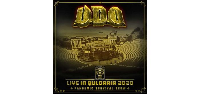 Blu-ray-Test: U.D.O. – Live in Bulgaria 2020