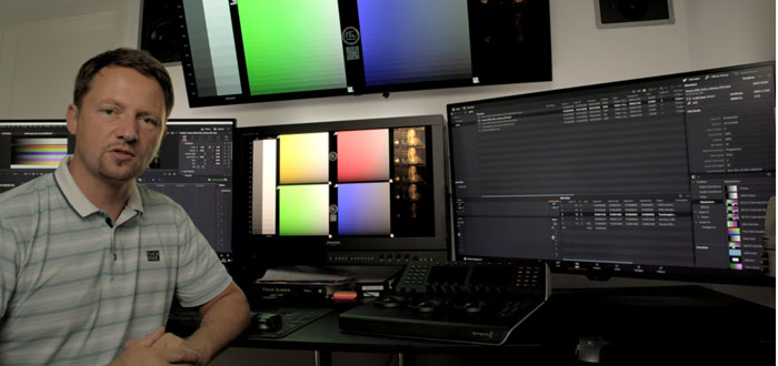 HDR-Mastering-Monitor gegen Consumer TVs und Details zu dynamischen Metadaten