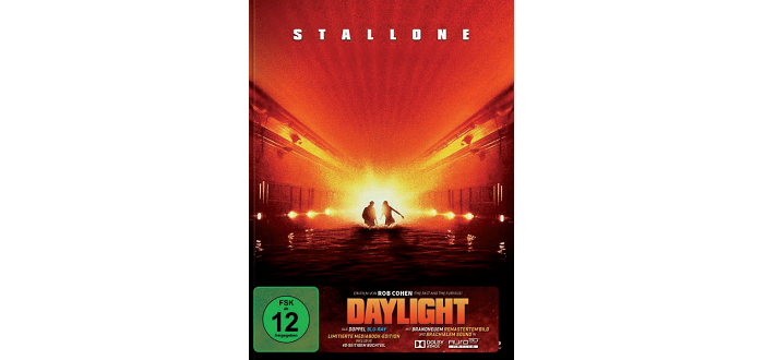 Blu-ray-Test: Daylight – Mediabook
